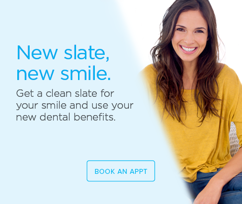 Gilbert Modern Dentistry and Orthodontics - New Year, New Dental Benefits